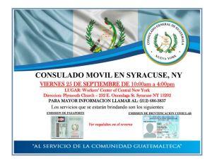 Consul Guate en SYR